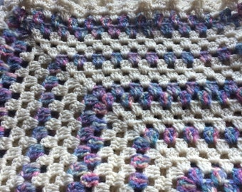 Baby blanket for a baby girl