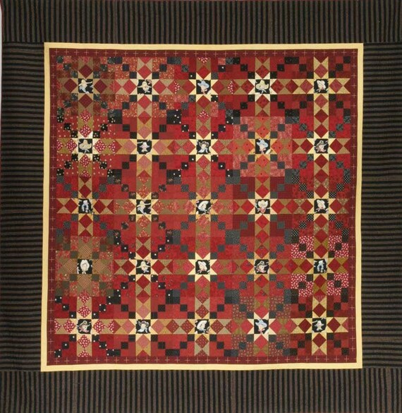 Calico Cowboys. Western themed quilts for homestead and : quilts n calicoes - Adamdwight.com