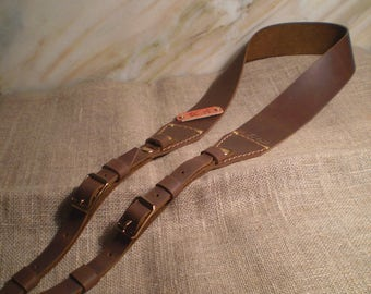 Leather Camera strap Personalized Leather Camera strap Monogram Camera strap DSLR camera strap