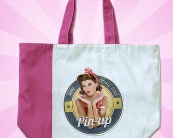 Vintage Jayne leisure bag