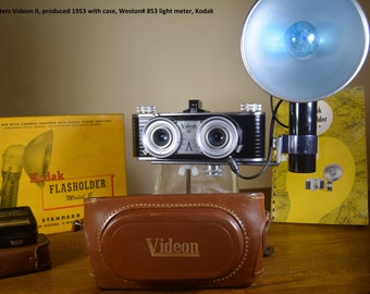Stereocrafters Stereo Camera