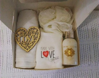 Made With Love Box Gift