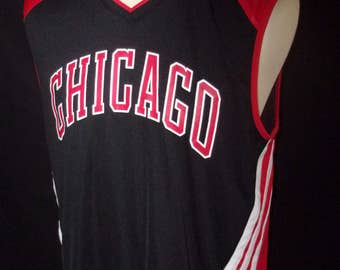 Basketball NBA Chicago Bulls Adidas size L vintage Jersey to-53%