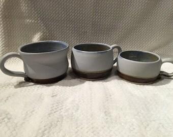 Large soup mugs