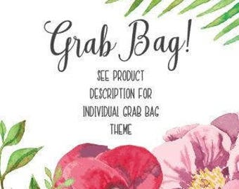 Greeting Card Grag Bag; A Variety