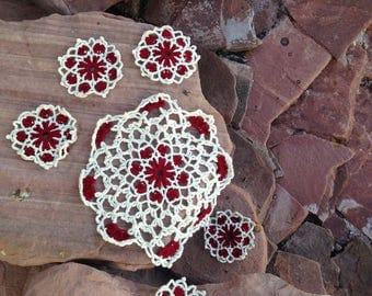 Doily & Coaster Set