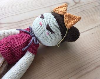 Simona / Handmade Doll