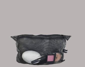 Net bag black or white CULTURE BAG
