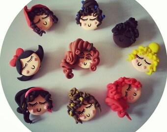 Princess clips