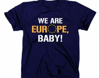 We are Europe, Baby T-Shirt