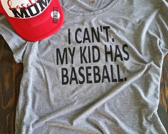I CAN'T Shirt