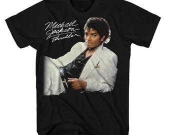 Michael Jackson thriller officially licensed tee