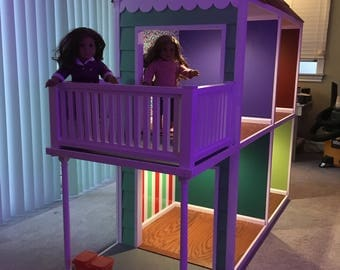 Custom Built American Girl Doll House