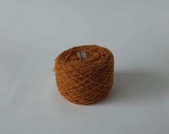 Natural Dyeing Wool Yarn With Onion