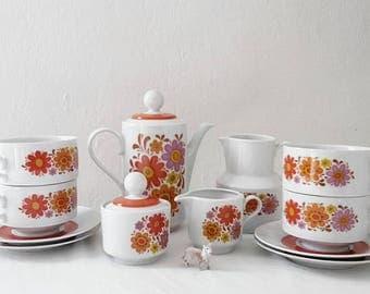 Winterling Bavaria year 70 tea service