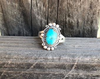 VINTAGE Turquoise Ring *SALE*