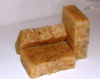 Rosehip and Lemon Soap