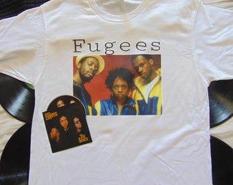 Fugees Poster T-shirt