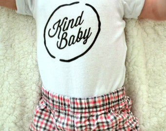 Classic Kind Baby Onesie (large)
