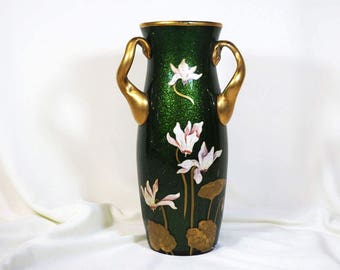 Legras-French Art Nouveau Vase