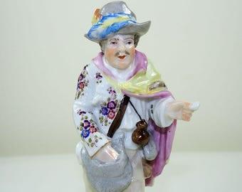 Antique Derby Porcelain figurine