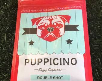 Puppicino Double Shot