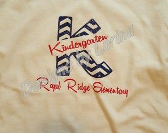 Teacher School Shirts