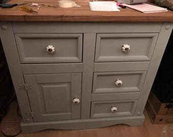 Shabby Chic Side Unit