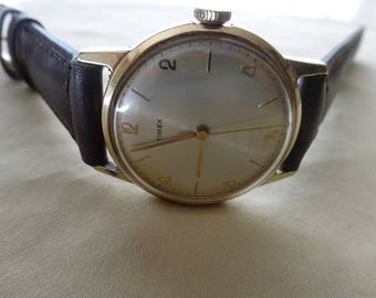 Vintage Timex Watch/ Manual Watch/ Wind up Watch/ Vintage Watch