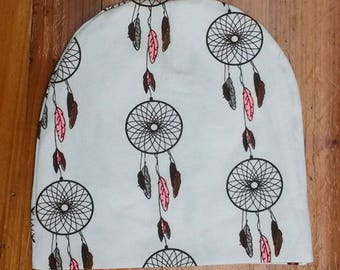 Tribal Print Toddler Beanie