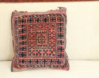 Vintage Turkomen - Cushion handmade