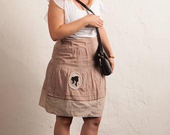 Goddess Cameo skirt