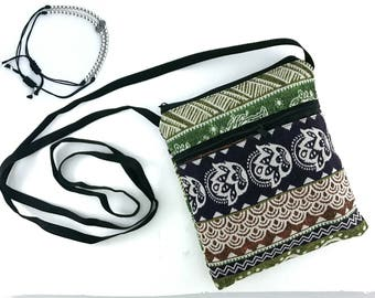 Crossbody Bag Unique Boho Bag For Women Cellphone Case