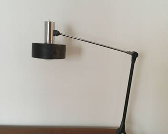 Emperor lamps | desk lamp | table lamp | Clamp lamp | Architect lamp | 60s |