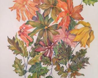 Fantasy Flower I I