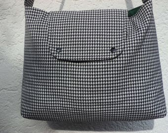 PEPITA, bag, shoulder bag, HOUNDSTOOTH