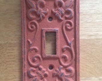 Rustic Light Switch Cover
