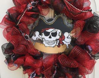 Pirate Wreath