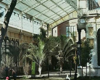 Parc del Cituadela, framed
