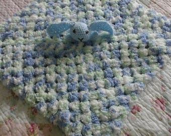 Crochet Baby Lovey