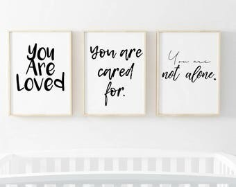 Adoptive And Foster Parent Affirmation Print Bundle For Kids