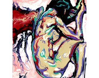Price of Wisdom - large fine art print