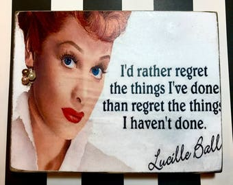 Lucy Meme Wall Hanging