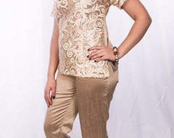 Lace top for special events