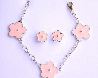 Girls Sterling Silver Gift set