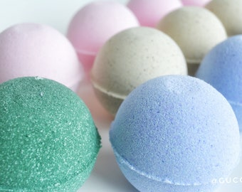 Budget Bath Bombs