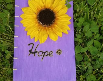 Sunflower; Hope For a Cure Collection