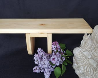 Pi Style Folding Meditation Bench