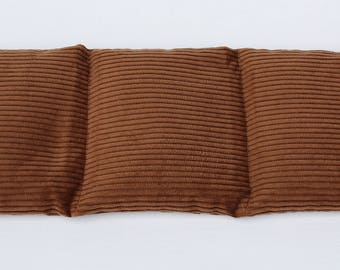 Wheat Heat Pack-3 Sectioned Taupe