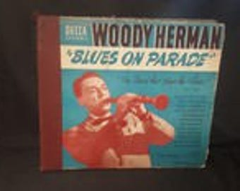 "Vintage Woody Herman ""Blues on Parade"" Albums"